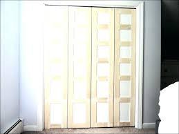 Lowes Folding Closet Doors Folding Closet Doors Bifold Repair Kit Door Hardware Installation