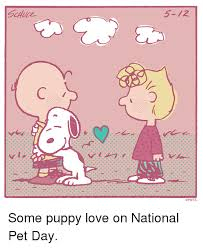 Me Me Me 2 - 5 2 opnts some puppy love on national pet day love meme on me me