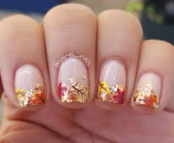 15 autumn gel nail art designs u0026 ideas 2017 fall nails