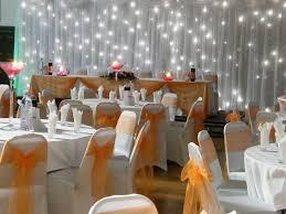 banquet table decorations Banquet Hall Decorations