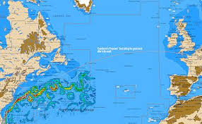 map usa bermuda tips on picking a sailing route across the atlantic west to east