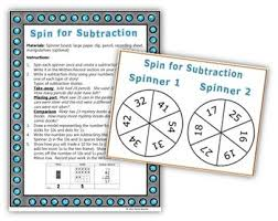 2 digit subtraction with regrouping mini lessons u0026 workstation tpt
