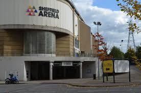 Sheffield Arena Floor Plan Sheffield Arena