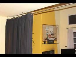 Room Divider Curtains Black Room Divider Fabric Curtain Bedroom Divider Curtains