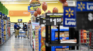 relocated eldersburg wal mart opens for shoppers carroll county