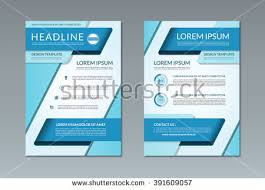 Plain Brochure Template by Flyer Template Stock Images Royalty Free Images Vectors
