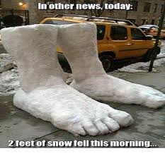 Funny Snow Memes - in other news today
