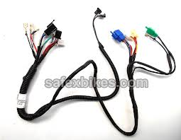 wiring harness bullet electra es 5s lh swiss motorcycle parts