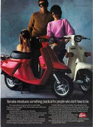 yamaha riva 50 salient motor scooter guide
