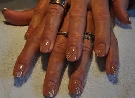 simple hand painted nail art nail art gallery
