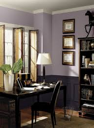 purple home office ideas striking modern purple home office