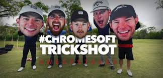 dude perfect chrome soft trick shotsweepstakes callaway golf