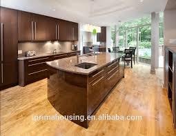 High Gloss Or Semi Gloss For Kitchen Cabinets Top Kitchen Materials Wooden Kitchen Almari Kitchen Stove Cabinet