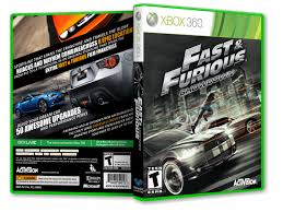 fast and furious online game fast and furious showdown xbox 360 box art cover by payam mazkouri