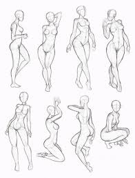 25 unique drawing poses ideas on pinterest art reference poses