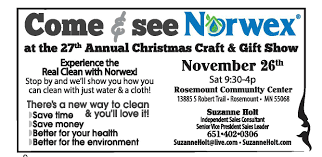 kick off your christmas shopping at the craft and gift show