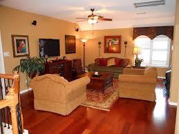 cherry wood floor caramel walls let u0027s re decorate pinterest