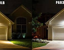 Led Vs Low Voltage Landscape Lighting Ls Led Vs Halogen Flood Lights Type Wonderful Halogen L
