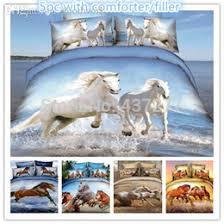 horse duvet cover queen online wholesale distributors horse duvet
