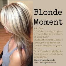 platimum hair with blond lolights hair color combination hair pinterest hair coloring blondes