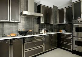 Black Kitchen Cabinets Black Kitchen Cabinets Design Ideas