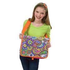 amazon com alex toys craft color a flower bag toys u0026 games