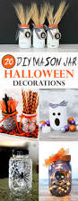 amazing mason jar halloween decorations you can make yourself