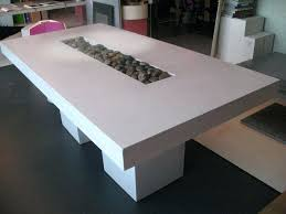 concrete tables for sale square edge prefinished glass inlay solid slab wood table top live