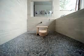 pebble tiles in bathrooms pebble tile shop
