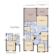 First Home Builders Of Florida Floor Plans Arbordale New Home Plan Winter Garden Fl Pulte Homes New Home
