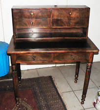 les de bureau anciennes bureau ministre ancien en vente meubles décoration du xixe ebay