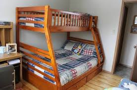Wood Bunk Bed Plans by Bedroom Design Luxury Twin Over Full Bunk Bed Plans With Trundle