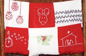 christmas towels christmas guest towels casa de los gigantes