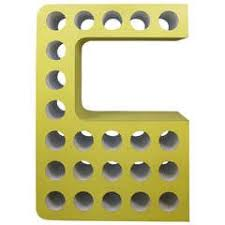 vintage galvanized metal honeycomb wine racks for sale at 1stdibs