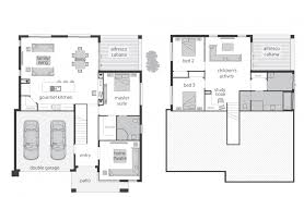 bi level home plans baby nursery split level house with attached garage bi level