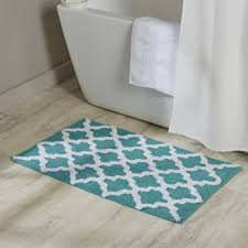 Bathroom Rugs Ideas Cotton Reversible Extra Long Bath Rug Runner Bathroom Rug Runner