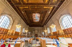 ny public library reopens its stunning reading room after a two