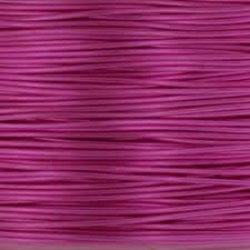 hot pink colour enamelled copper wire hot pink colour
