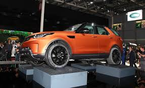 new land rover discovery 2017 land rover discovery photos and info u2013 news u2013 car and driver