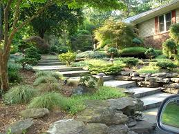 Small Rock Garden Design by Long Garden Design Gardenabc Com