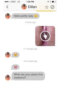 Woman Sends Vagina Photos