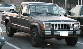 new jeep truck file jeep comanche jpg wikimedia commons