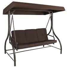 Patio Gliders Porch Swings And Gliders With Canopy Type Pixelmari Com