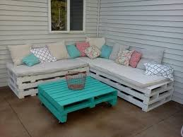 Build Cheap Outdoor Table by Wooden Pallet Outdoor Furniture Ideas Pallet Patio Furniture