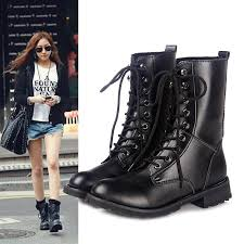 fashion motorcycle boots free shipping boots 2014 autumn fashion women s ladies femal