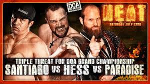 Blind Rage Wrestler Doa Pro Wrestling