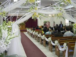 inspirational church wedding decorations ideas iawa