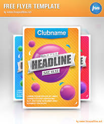 free templates for flyer free flyer template free psd files free