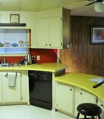 Trailer Kitchen Cabinets Affordable Mobile Home Kitchen Remodel