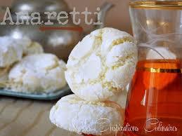 cuisiner blanc d oeuf biscuit amaretti moelleux le cuisine de samar